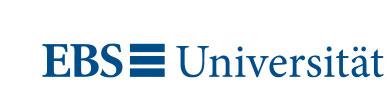 Referent (m/w/d) - EBS Universität für Wirtschaft und Recht gGmbH - logo