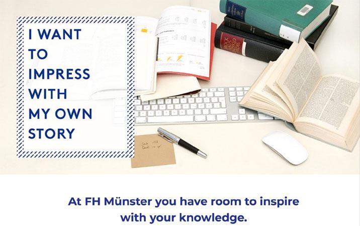 Professorship  - FH Münster