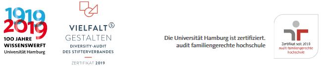 Technischer Mitarbeiter (m/w/d) - Uni Hamburg - Zertifikat