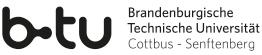 UNIVERSITÄTSPROFESSUR ENVIRONMENTAL DATA SCIENCE - b-tu - Logo