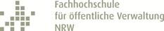 Dezernatsleiterin/Dezernatsleiters des Dezernates 22 (m/w/d) - FHOEV NRW -  Logo