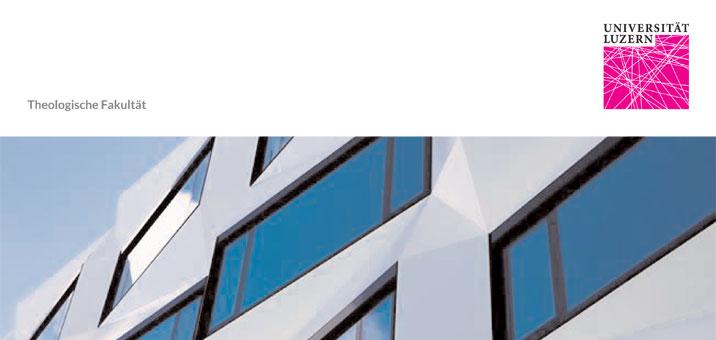 Professur für die Exegese des Alten Testaments - Uni Luzern - logo
