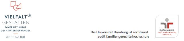 Professur (W1/W2) - Uni Hamburg - Zertifikat