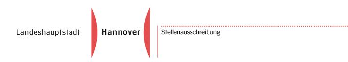 Bereichsleiter (m/w/d) - Landeshauptstadt Hannover - Logo