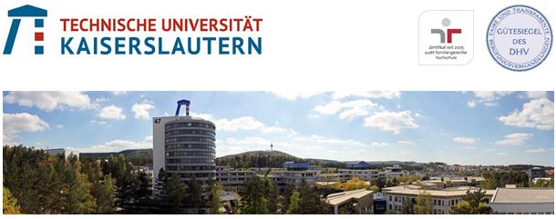 Wissenschaftliche*r Mitarbeiter*in - TU Kaiserslautern - Logo