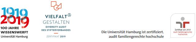 W3 Universitätsprofessur - Uni Hamburg - Zertifikat