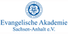 Studienleiter für Theologie und Politik / Direktor (m/w/d) - Evangelische Akademie Sachsen-Anhalt e.V. - Logo