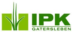 Brückenprofessur - IPK - Logo