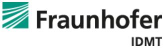 WISSENSCHAFTLICHE MITARBEITERIN / WISSENSCHAFTLICHER MITARBEITER - FRAUNHOFER-INSTITUT - Logo