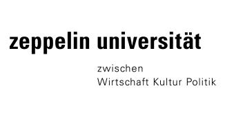 Wissenschaftlicher Mitarbeiter - Zeppelin Universität - Logo