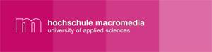 Professur für Regie - Hochschule Macromedia - logo