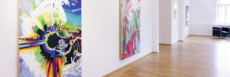 KUNSTHISTORIKER - Galerie vonundvon - Header
