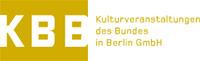 Leitung Presse und PR (m/w/d) - Kulturveranstaltungen des Bundes in Berlin (KBB) - Logo