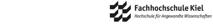 Wissenschaftlicher Mitarbeiter (m/w/d) - Fachhochschule Kiel - Logo