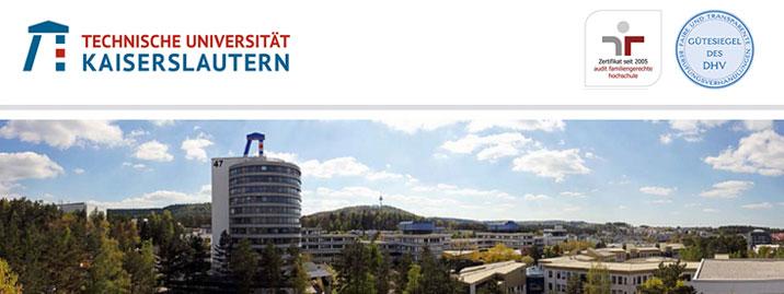Verwaltungsmitarbeiter (m/w/d) - Technische Universität Kaiserslautern - Logo