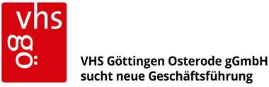 Geschäftsführung (m/w/d) - VHS  Goettingen - Logo