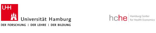 WISSENSCHAFTLICHE*R MITARBEITER*IN - Uni Hamburg - Logo
