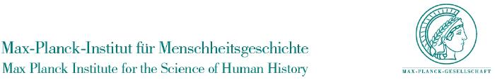 Verwaltungsleitung (m/w/d) - firma - Max-Planck-Institut für Menschheitsgeschichte