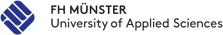 Professorship (W2) - FH Münster - Logo