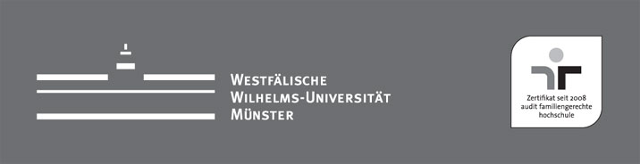 Junior-Professur (W1) - Uni Münster - Logo