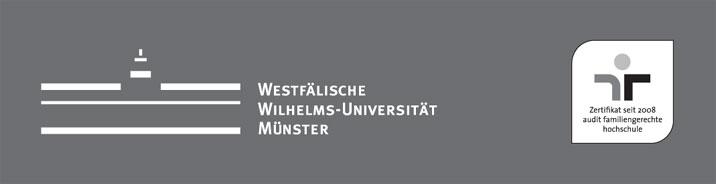 Junior-Professur (W1) - Uni Münster - Logo