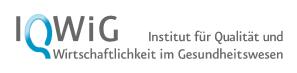 Wissenschaftlicher Mitarbeiter (m/w/d) - IQWIG - logo