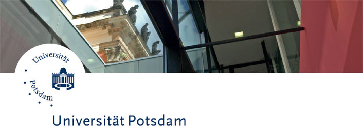 Full Professorship (W3) - Universität Potsdam - Logo