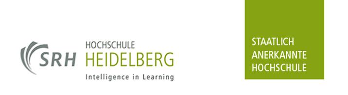 AKADEMISCHER MITARBEITER w/m/d - SRH Hochschule Heidelberg - Logo