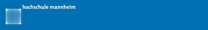 Designer-/Architekt-/Innenarchitekt-/Künstler - Hochschule Mannheim - Logo