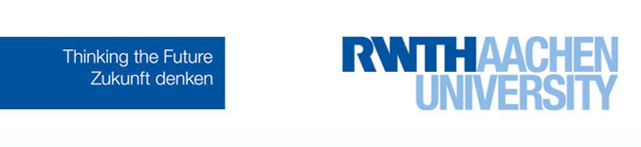 Full Professorship  - RWTH Aachen - Logo