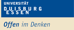 Universitätsprofessur für Angewandte Informatik - Uni Duisburg-Essen - logo