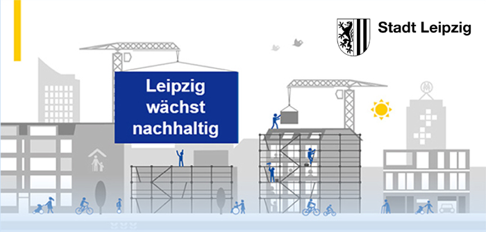 Amtsleiter (m/w/d) - Stadt Leipzig - Logo