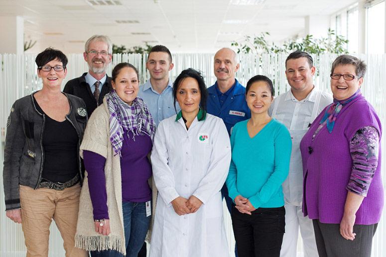 Wissenschaftlicher Mitarbeiter (m/w/d) - LTS Lohman - Bild