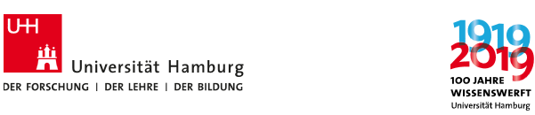 Research Associate - Uni Hamburg - Logo