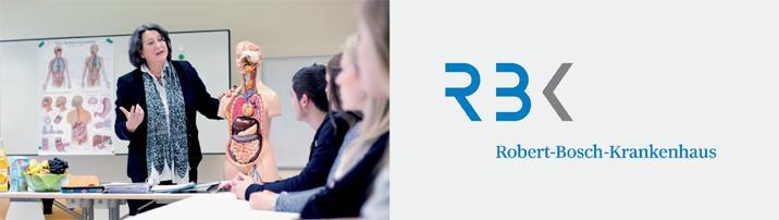 Direktor des Bildungszentrums (m/w/d)- Robert-Bosch-Krankenhaus GmbH - Logo