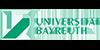 Full Professorship (W3) of Biochemistry with a focus on Biophysical Chemistry - Universität Bayreuth - Logo