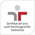 Professur (W2) - Hochschule Osnabrück - Zertifikat