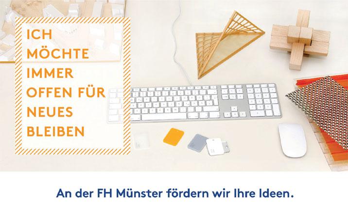 Professur für Baukonstruktion - FH Münster - Header