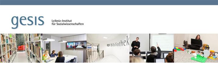 Teamleitung (m/w/d) - Leibniz-Institut für Sozialwissenschaften e.V. GESIS - Logo