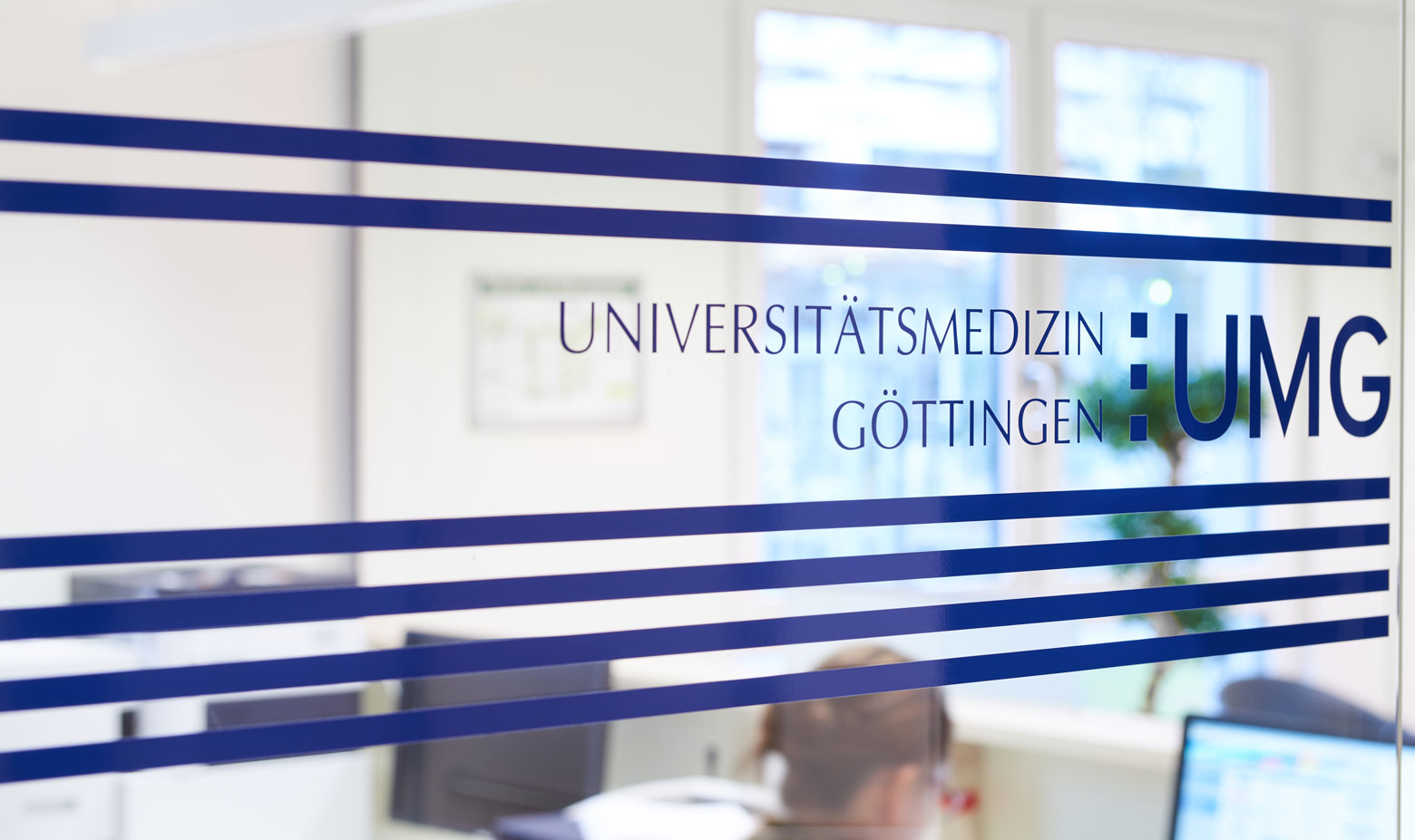 Universitätsmedizin Göttingen - Wissenschaftlicher Mitarbeiter (m/w/d) - Logo