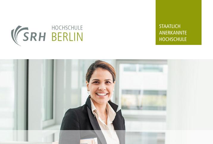 PROFESSOR - SRH Hochschule Berlin - Logo