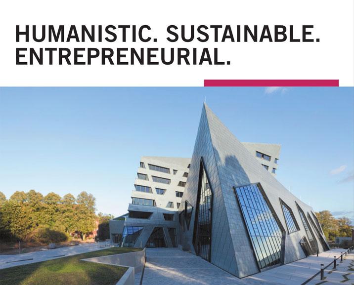 Full Professorship (W2/W3) - Leuphana Universität Lüneburg - logo