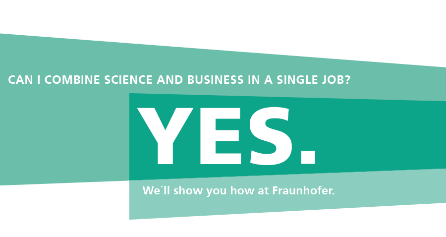 RESEARCH FELLOW (F/M/D) - FRAUNHOFER-INSTITUT - Bild