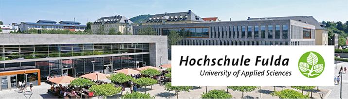 Projektmitarbeiter*in - HS Fulda - Logo