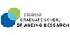 Ph.D. Positions in Ageing Research Cluster - Cologne Graduate School of Ageing Research - Logo