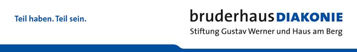 Leitung (m/w/d) - BruderhausDiakonie - Logo