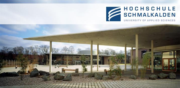 W2-Professur - Hochschule Schmalkalden - Logo