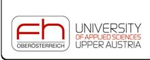 Forschungsprofessur Security - Fachhochschule Oberösterreich - Logo