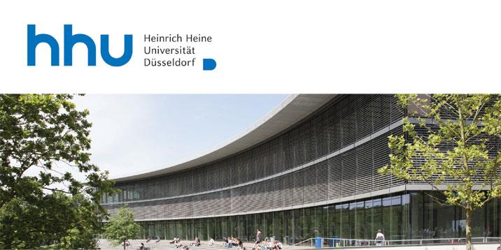 Abteilungsleiter (m/w/d) - Heinrich-Heine-Universität Düsseldorf - Logo