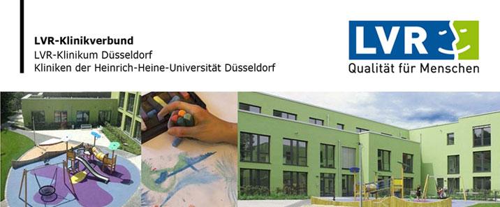 Psychologischer Psychotherapeut (m/w/d) - LVR-Klinikum Düsseldorf - Logo